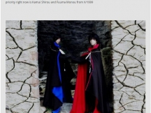 19.02.2016 - Karchiel & Lady of Barians - Beyond Cosplay (2)