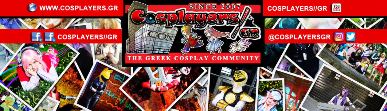 COSPLAYERS//GR – THE GREEK COSPLAY COMMUNITY