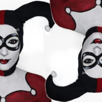 [:el]Make Up Tutorial: Harley Quinn από DC[:en]Make Up Tutorial: Harley Quinn from DC[:]