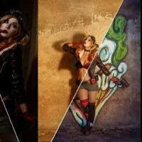 [:el]Photoshop Tutorial: Ακτίνες Φωτός & Graffiti με την Harley Quinn - Πριν & Μετά ( βίντεο )[:en]Photoshop Tutorial: Light Rays & Graffiti with Harley Quinn - Before & After ( video )[:]