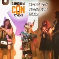 [:el]Δείτε τον χθεσινό Διαγωνισμό Cosplay του Comicdom Con Athens 2021 ( βίντεο ) !!![:en]Watch yesterday's Comicdom Con Athens 2021 Cosplay Contest ( video ) !!![:]