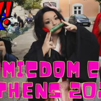 [:el]Δύο νέα Βίντεο του Comicdom Con Athens 2021 γεμάτα συνεντεύξεις και μερικά Cosplays! Δείτε τα![:en]Two new Videos of Comicdom Con Athens 2021 full of interviews and a few Cosplays! Watch them![:]